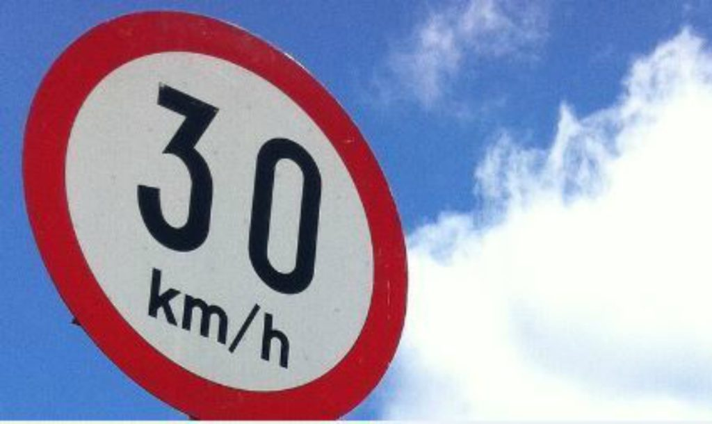GLRA Submission on Proposed New Speed Limits Bylaw 2019
