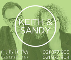 Kindly supported by Keith & Sandy, Custom Residential