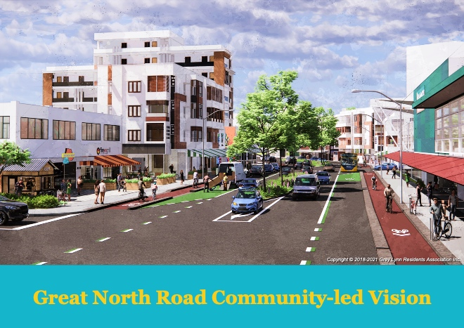 Great North Road Community-led Vision
