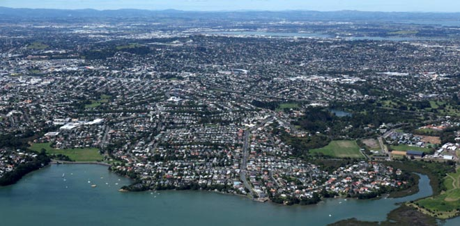 Grey Lynn unitary plan petition