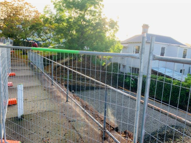 Grey Lynn News: Home Street playground