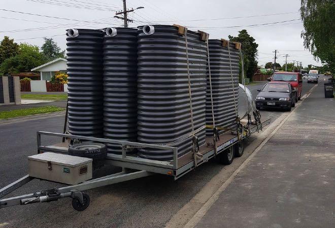 Grey Lynn News - Auckland water shortage