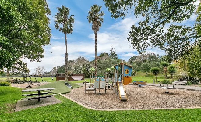 Grey Lynn Park playground