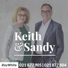 Kindly supported by Keith & Sandy, Ray White